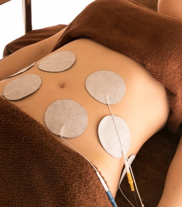 骨盤矯正だけでなく、インナーマッスルや腹圧調整の施術ができる